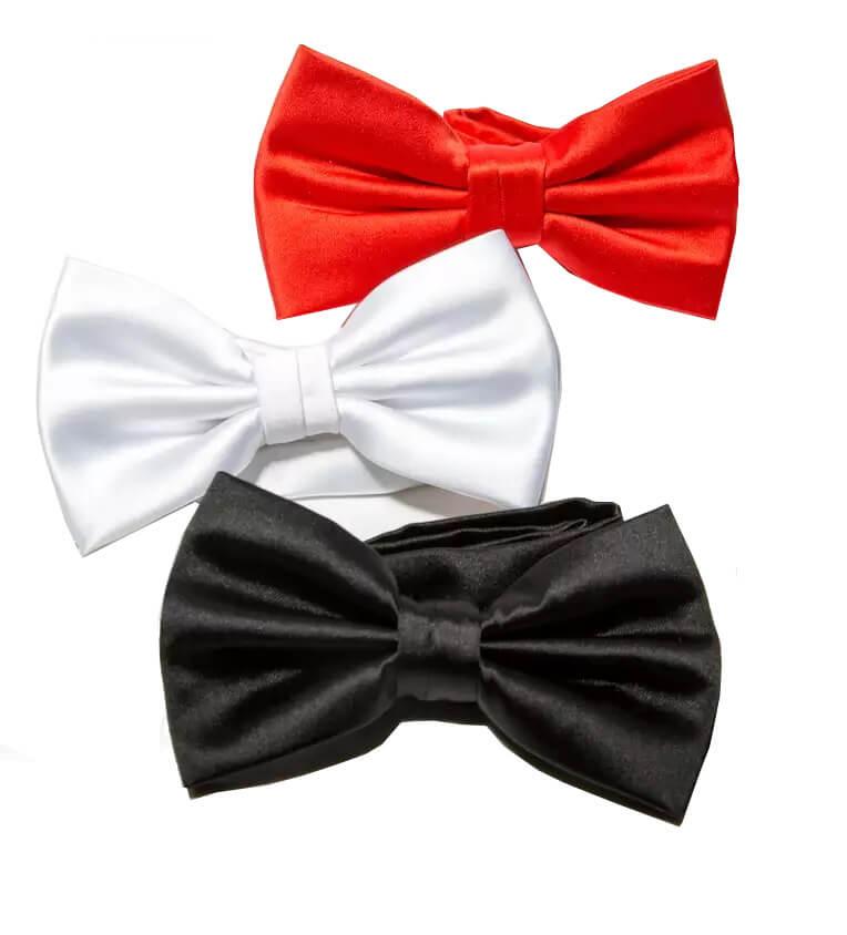 verschillende ontwerpen van stropdassen